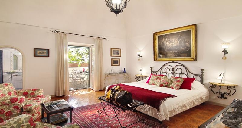 Bed and breakfast in Italy - Amalfi Coast - Positano - Inn 471 - 13