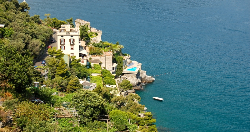 Vacation villa rental in Italy - Amalfi Coast - Ravello - Villa 474