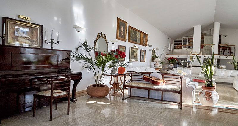 Bed and breakfast in Italy - Naples - Sorrento - Inn 498 - 9