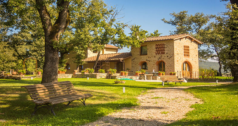 Bed and breakfast in Italy - Tuscany - Chianti - Inn 500