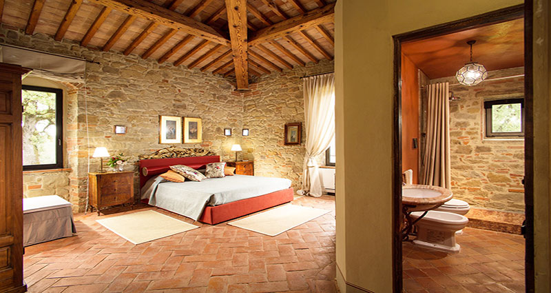 Bed and breakfast in Italy - Tuscany - Chianti - Inn 500 - 12
