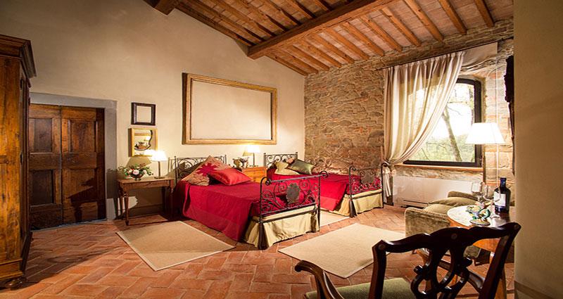 Bed and breakfast in Italy - Tuscany - Chianti - Inn 500 - 16