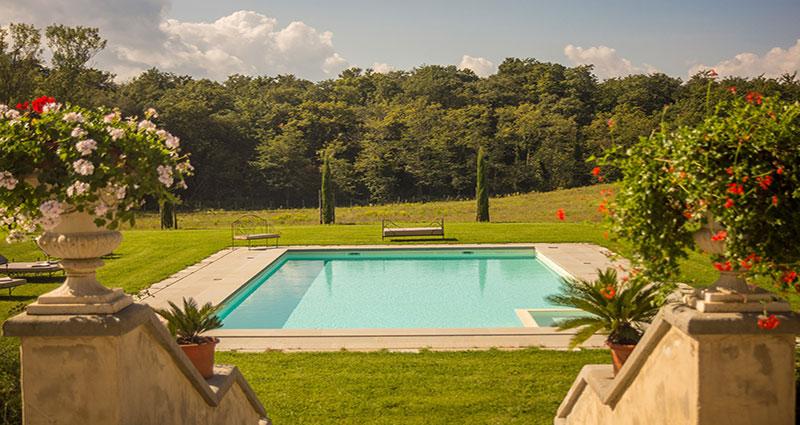 Bed and breakfast in Italy - Tuscany - Chianti - Inn 500 - 2
