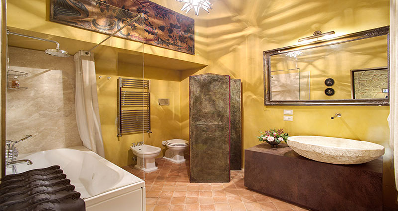 Bed and breakfast in Italy - Tuscany - Chianti - Inn 500 - 20