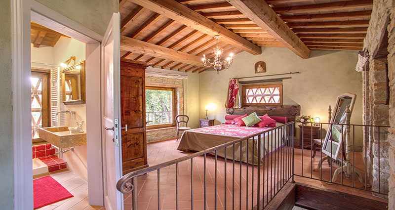 Bed and breakfast in Italy - Tuscany - Chianti - Inn 500 - 22