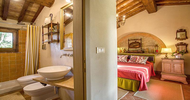 Bed and breakfast in Italy - Tuscany - Chianti - Inn 500 - 26