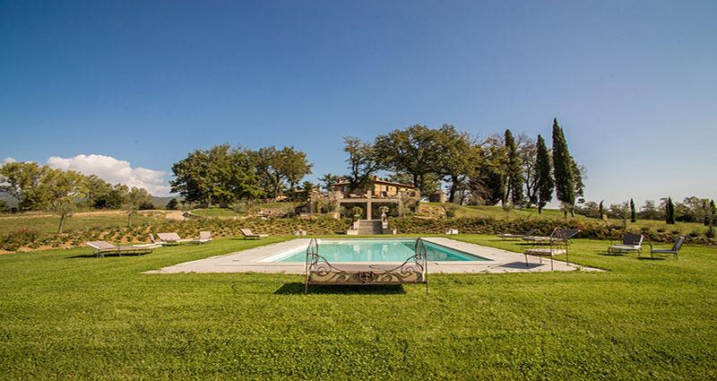 Bed and breakfast in Italy - Tuscany - Chianti - Inn 500 - 34