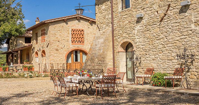 Bed and breakfast in Italy - Tuscany - Chianti - Inn 500 - 39
