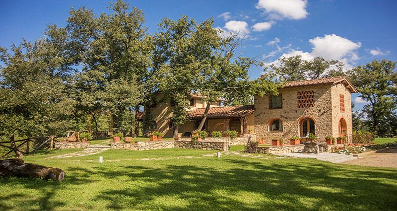 Bed and breakfast in Italy - Tuscany - Chianti - Inn 500 - 4