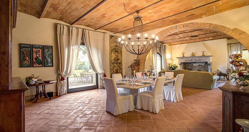 Bed and breakfast in Italy - Tuscany - Chianti - Inn 500 - 7