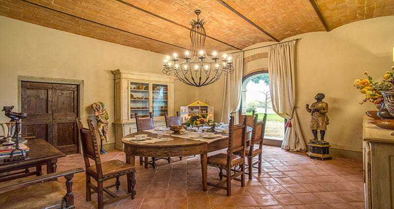 Bed and breakfast in Italy - Tuscany - Chianti - Inn 500 - 9