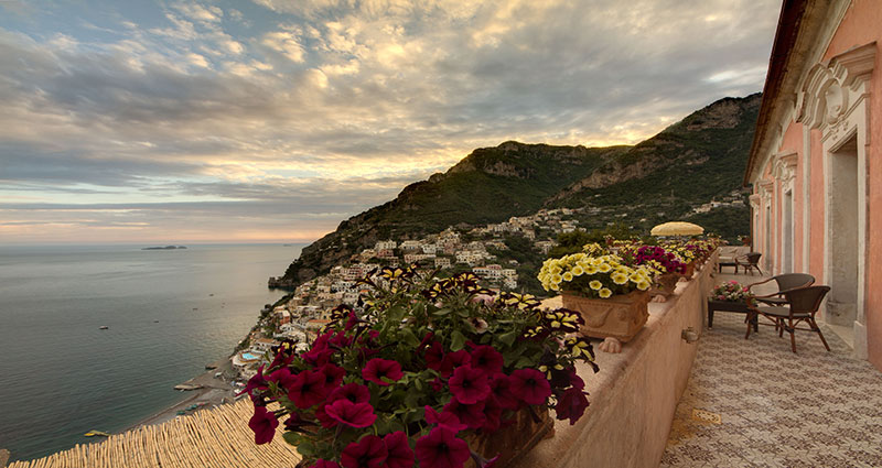 Bed and breakfast in Italy - Amalfi Coast - Positano - Inn 501