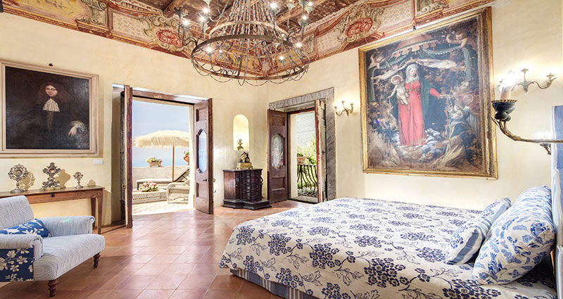 Bed and breakfast in Italy - Amalfi Coast - Positano - Inn 501 - 10