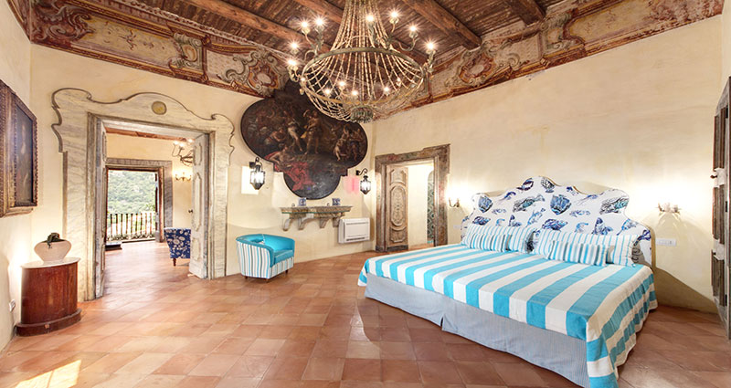 Bed and breakfast in Italy - Amalfi Coast - Positano - Inn 501 - 11