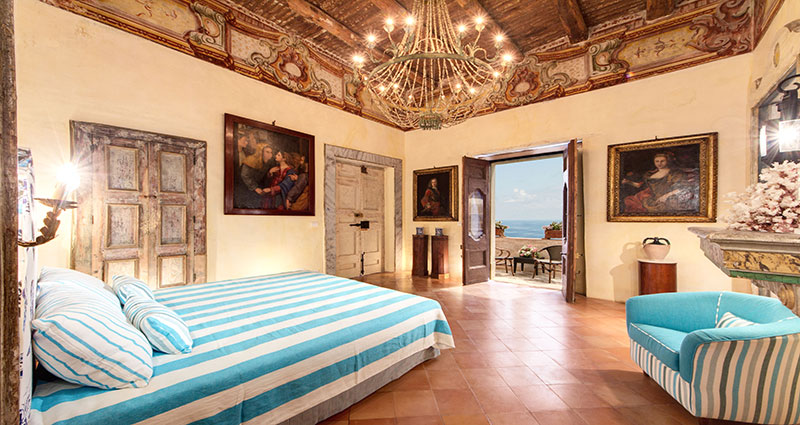 Bed and breakfast in Italy - Amalfi Coast - Positano - Inn 501 - 12