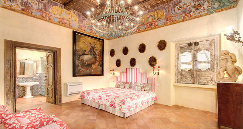 Bed and breakfast in Italy - Amalfi Coast - Positano - Inn 501 - 16