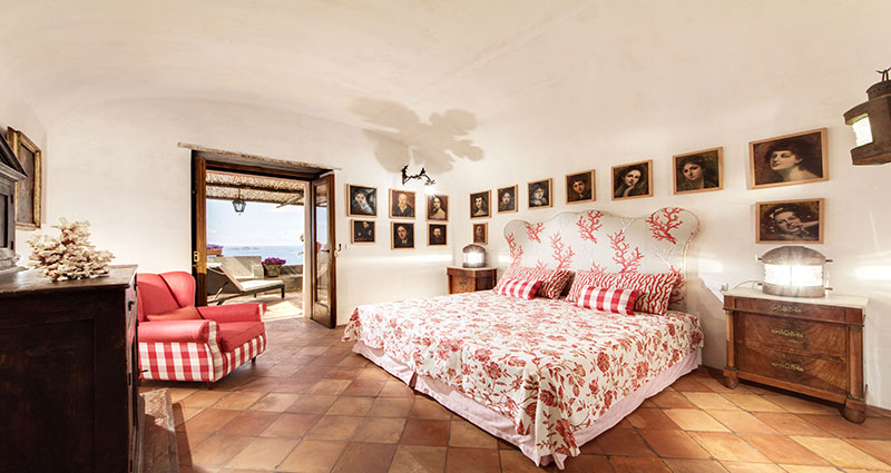 Bed and breakfast in Italy - Amalfi Coast - Positano - Inn 501 - 17