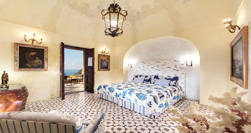 Bed and breakfast in Italy - Amalfi Coast - Positano - Inn 501 - 18