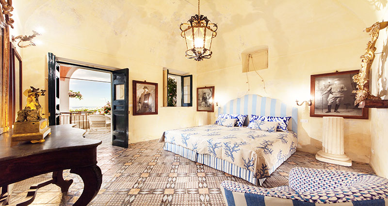 Bed and breakfast in Italy - Amalfi Coast - Positano - Inn 501 - 21
