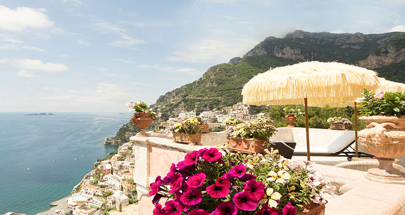 Bed and breakfast in Italy - Amalfi Coast - Positano - Inn 501 - 3