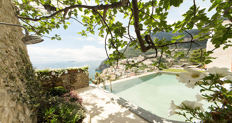 Bed and breakfast in Italy - Amalfi Coast - Positano - Inn 501 - 31