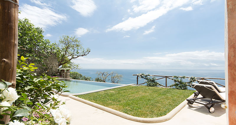 Bed and breakfast in Italy - Amalfi Coast - Positano - Inn 501 - 32