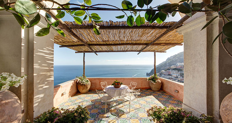 Bed and breakfast in Italy - Amalfi Coast - Positano - Inn 501 - 35