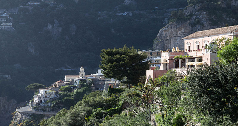 Bed and breakfast in Italy - Amalfi Coast - Positano - Inn 501 - 36