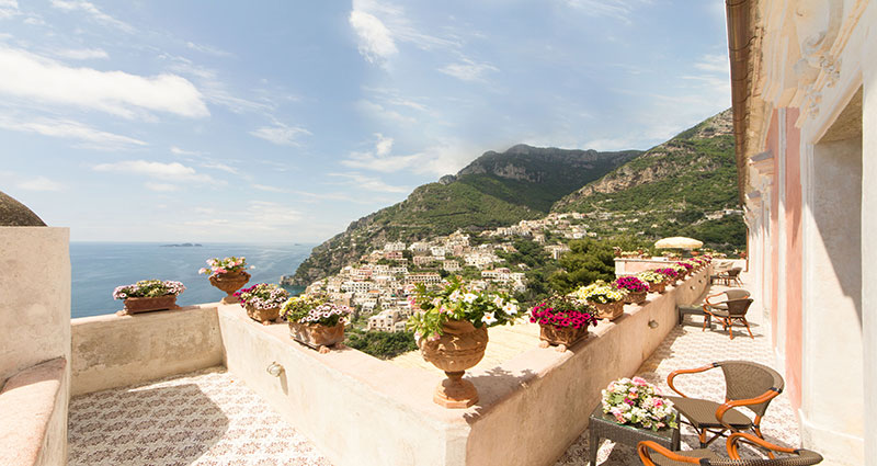 Bed and breakfast in Italy - Amalfi Coast - Positano - Inn 501 - 4