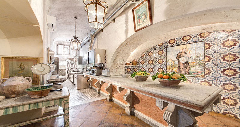 Bed and breakfast in Italy - Amalfi Coast - Positano - Inn 501 - 8