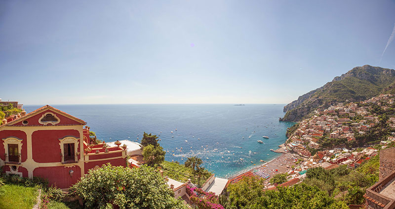 Bed and breakfast in Italy - Amalfi Coast - Positano - Inn 503