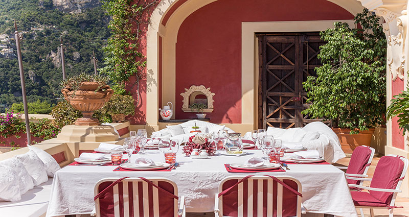 Bed and breakfast in Italy - Amalfi Coast - Positano - Inn 503 - 19