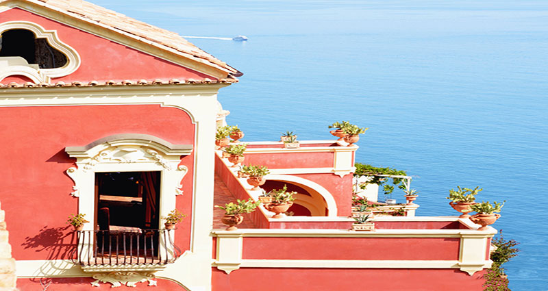 Bed and breakfast in Italy - Amalfi Coast - Positano - Inn 503 - 2
