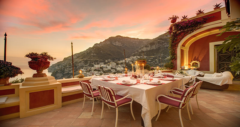 Bed and breakfast in Italy - Amalfi Coast - Positano - Inn 503 - 21
