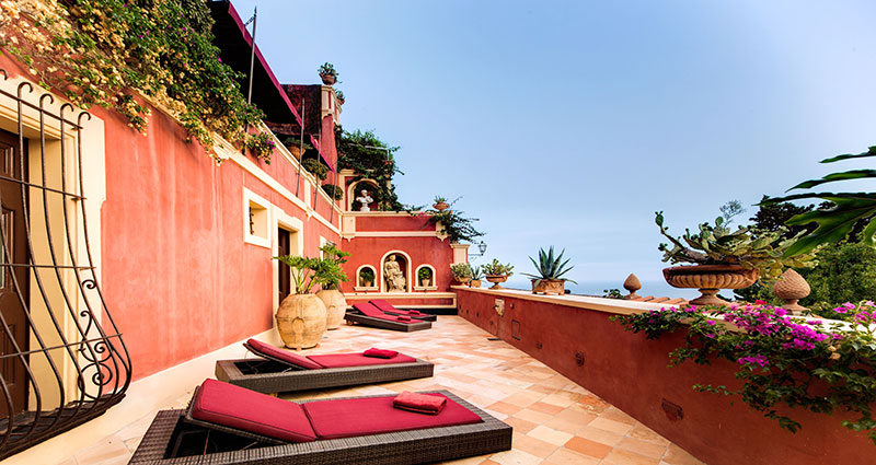 Bed and breakfast in Italy - Amalfi Coast - Positano - Inn 503 - 24