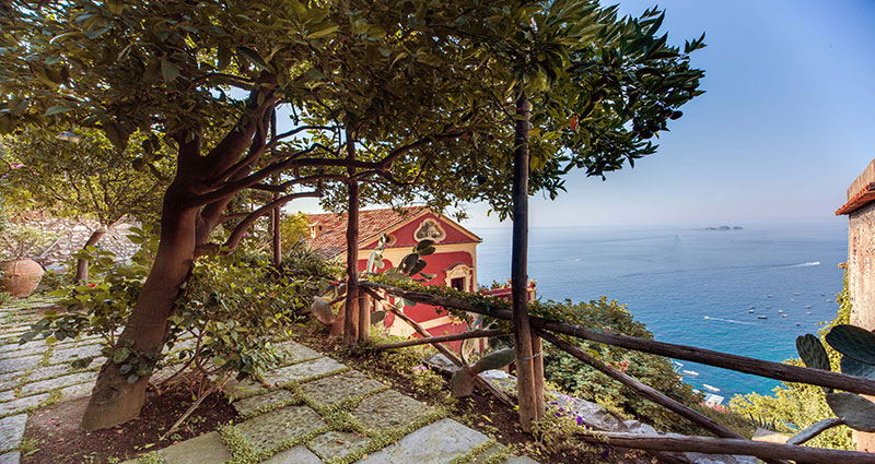 Bed and breakfast in Italy - Amalfi Coast - Positano - Inn 503 - 27