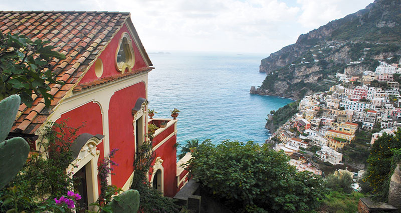 Bed and breakfast in Italy - Amalfi Coast - Positano - Inn 503 - 3