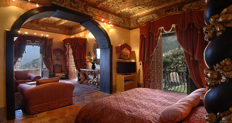 Bed and breakfast in Italy - Amalfi Coast - Positano - Inn 503 - 39