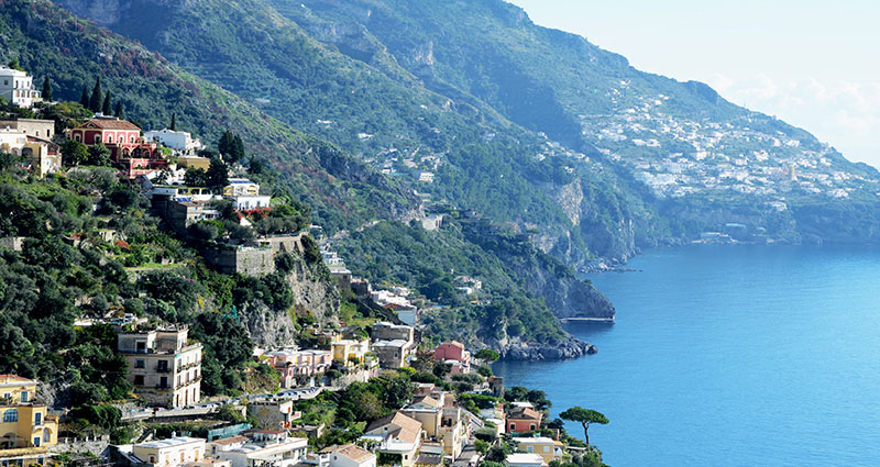 Bed and breakfast in Italy - Amalfi Coast - Positano - Inn 503 - 5