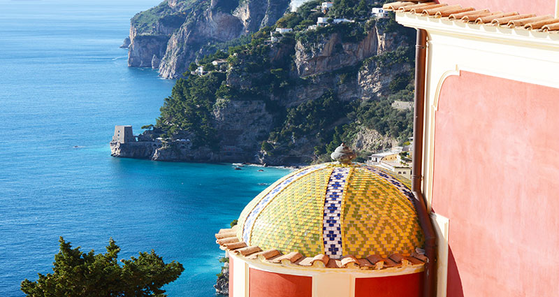 Bed and breakfast in Italy - Amalfi Coast - Positano - Inn 503 - 6