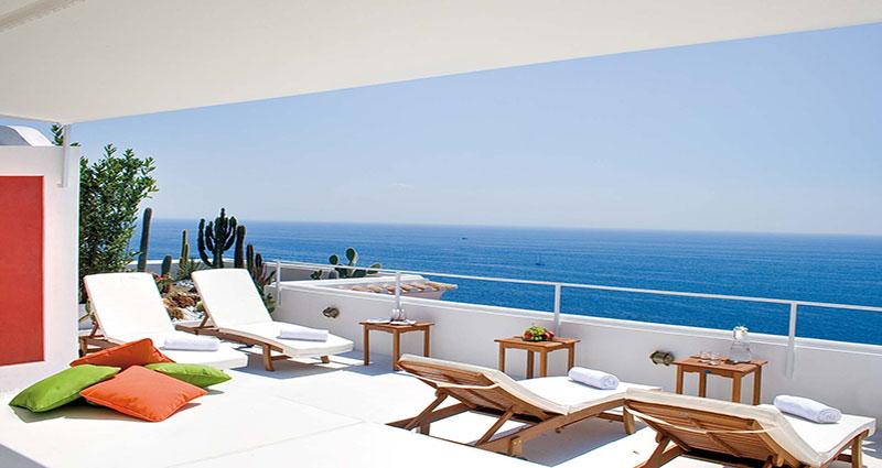 Bed and breakfast in Italy - Amalfi Coast - Praiano - Inn 504 - 31