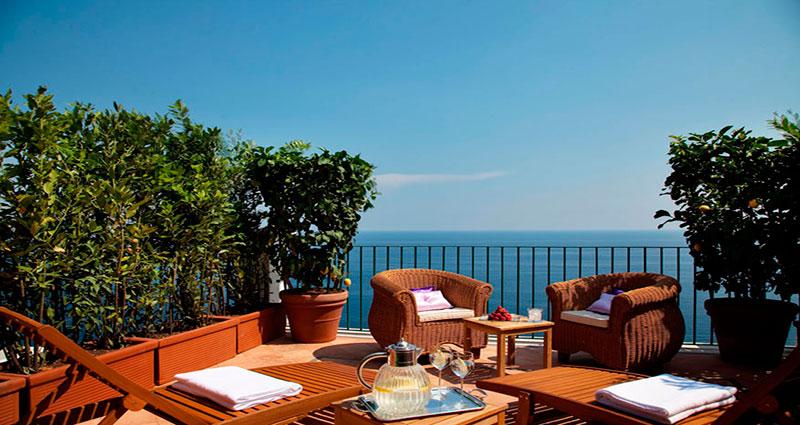 Bed and breakfast in Italy - Amalfi Coast - Praiano - Inn 504 - 33