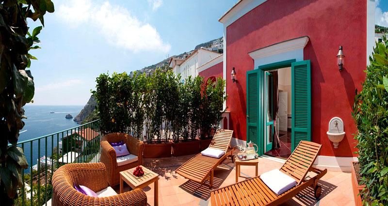 Bed and breakfast in Italy - Amalfi Coast - Praiano - Inn 504 - 34
