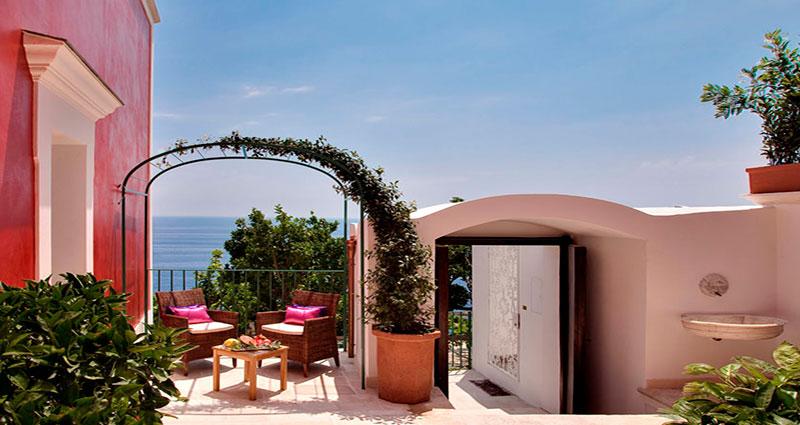 Bed and breakfast in Italy - Amalfi Coast - Praiano - Inn 504 - 36