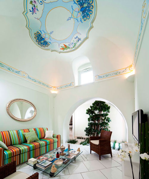 Bed and breakfast in Italy - Amalfi Coast - Praiano - Inn 504 - 42