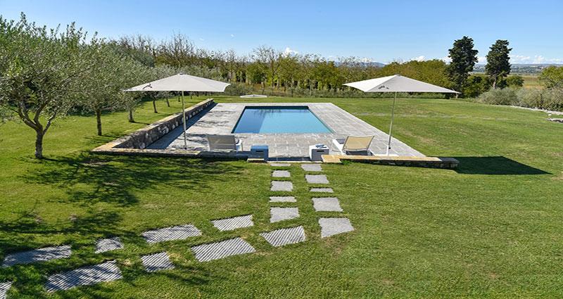 Bed and breakfast in Italy - Tuscany - Cortona - Inn 507 - 25