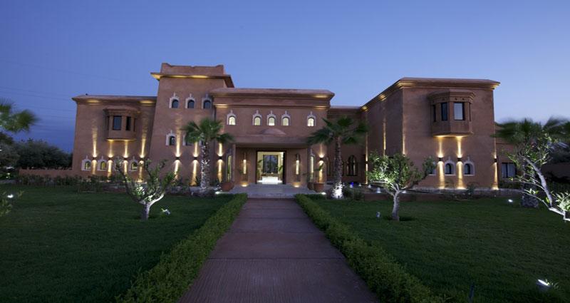 Vacation villa rental in Morocco - Marrakech - Marrakech - Villa 384