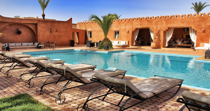 Bed and breakfast in Morocco - Marrakech - Marrakech - Inn 396