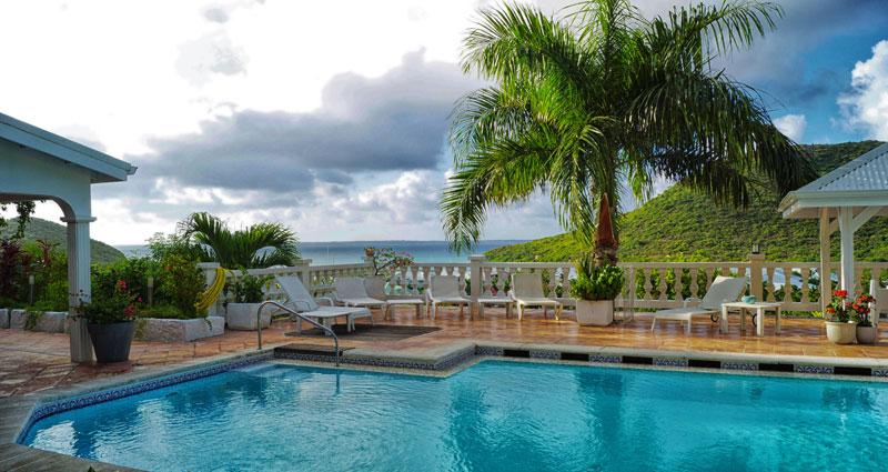 Bed and breakfast in St. Martin - St. Maarten - Anse Marcel - Inn 292 - 2
