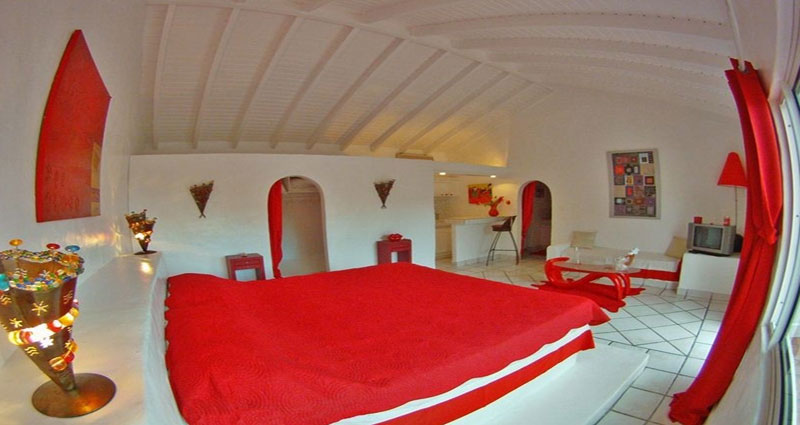 Bed and breakfast in St. Martin - St. Maarten - Anse Marcel - Inn 292 - 9